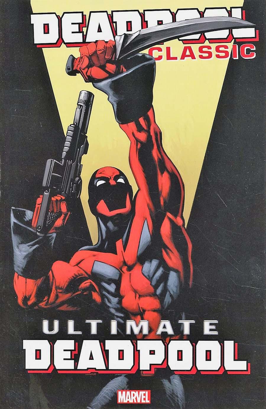 Deadpool Classic Vol 20 Ultimate Deadpool TP