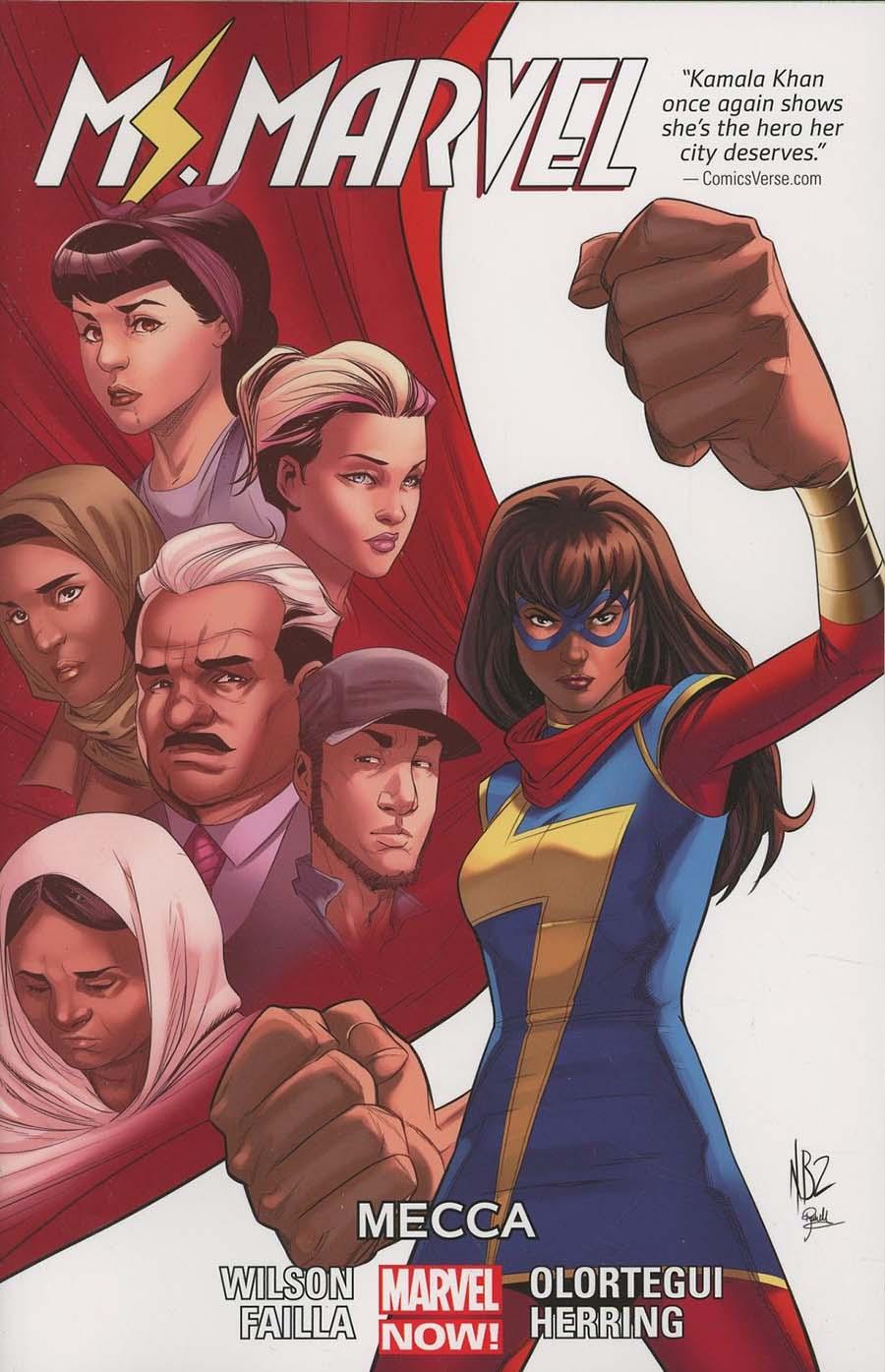 Ms Marvel (2014) Vol 8 Mecca TP