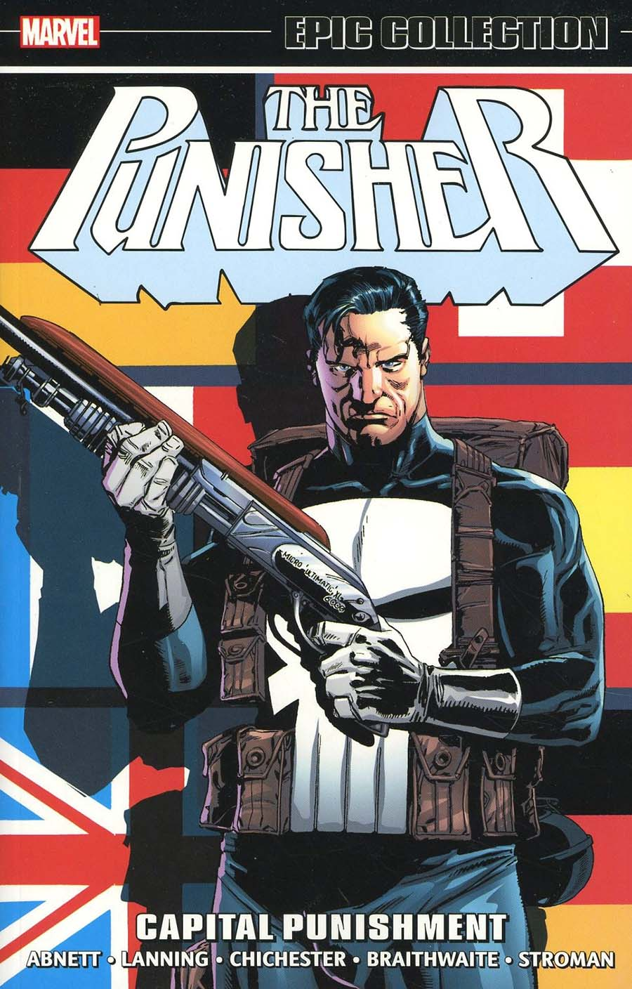 Punisher Epic Collection Vol 7 Capital Punishment TP