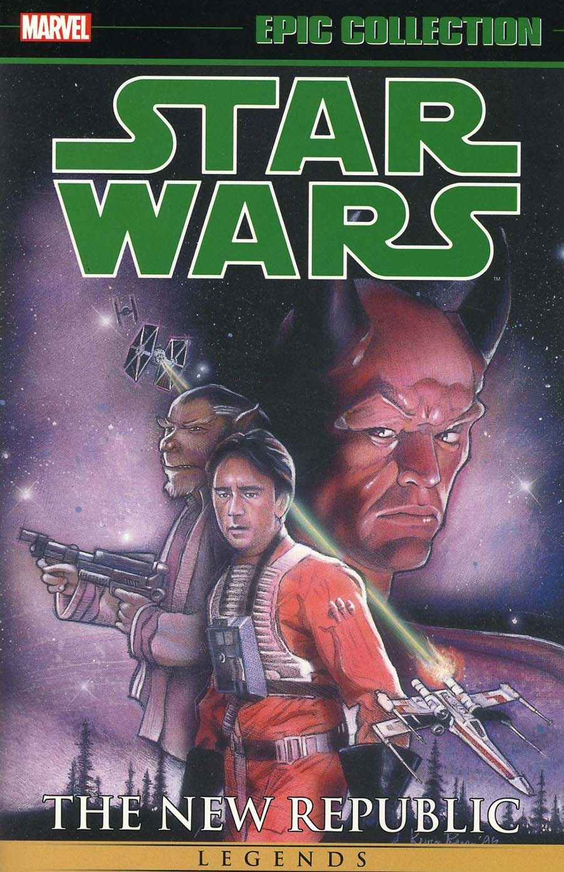 Star Wars Legends Epic Collection New Republic Vol 3 TP