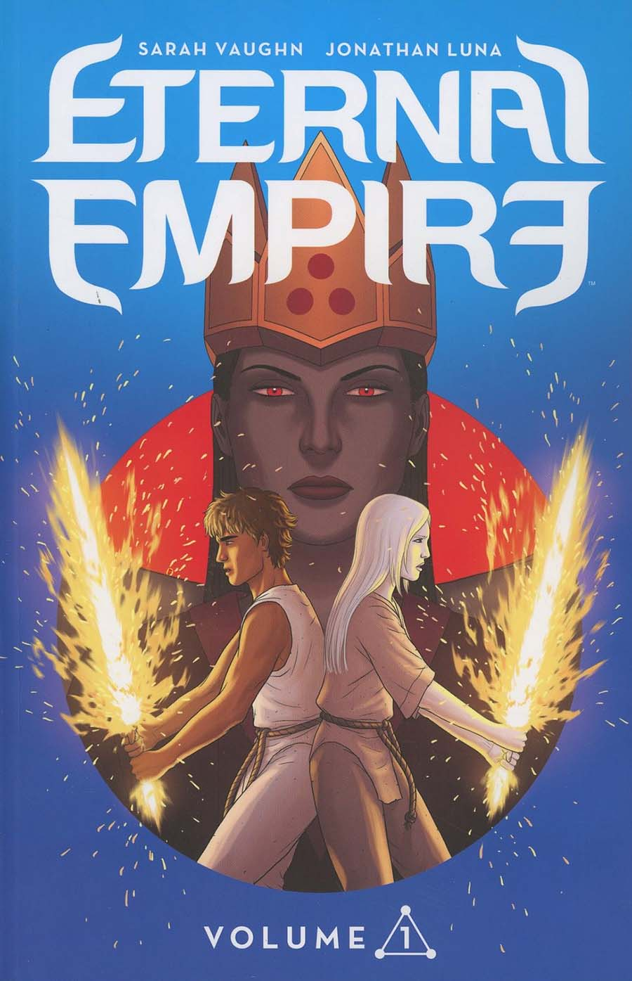 Eternal Empire Vol 1 TP