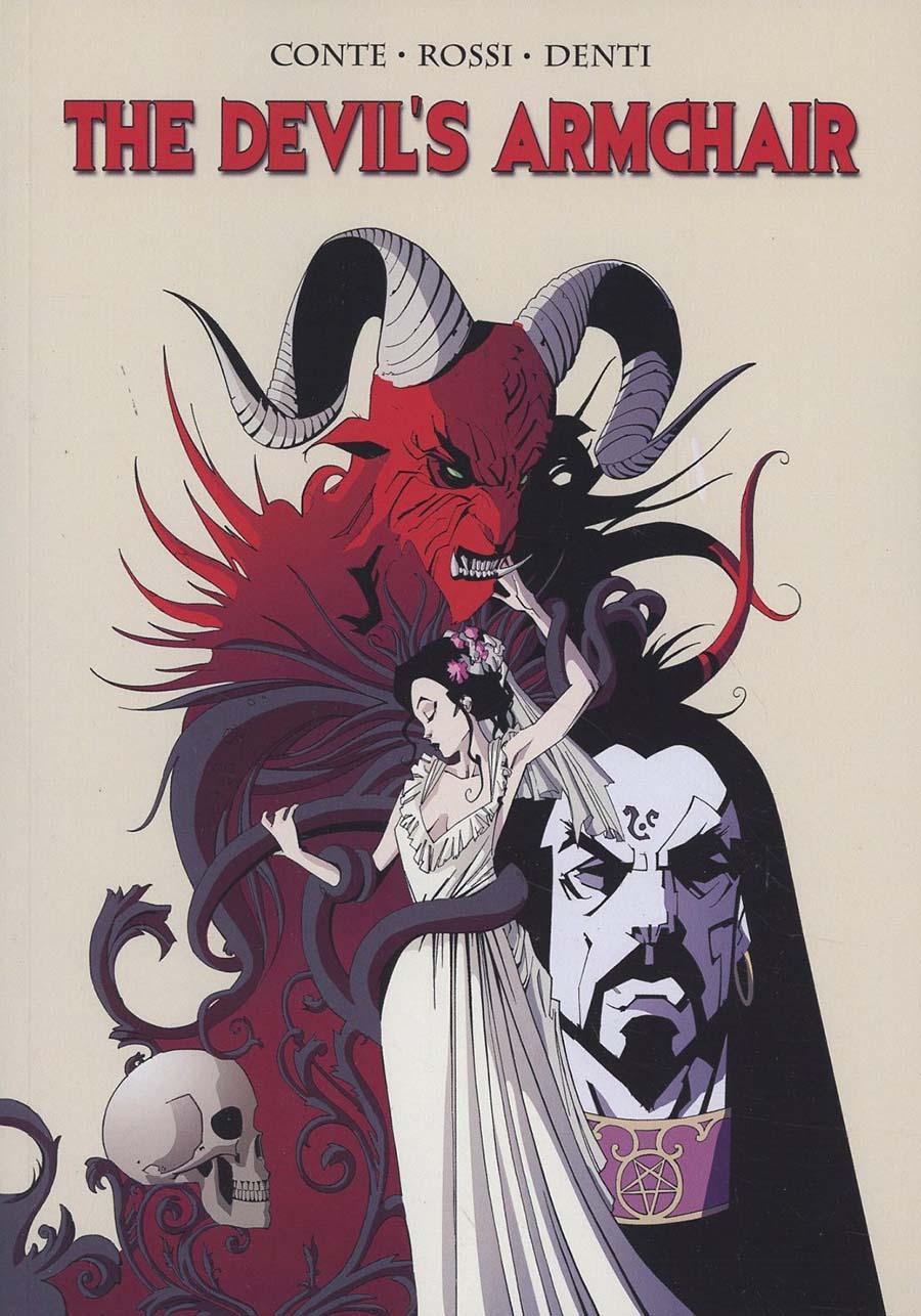 Devils Armchair GN