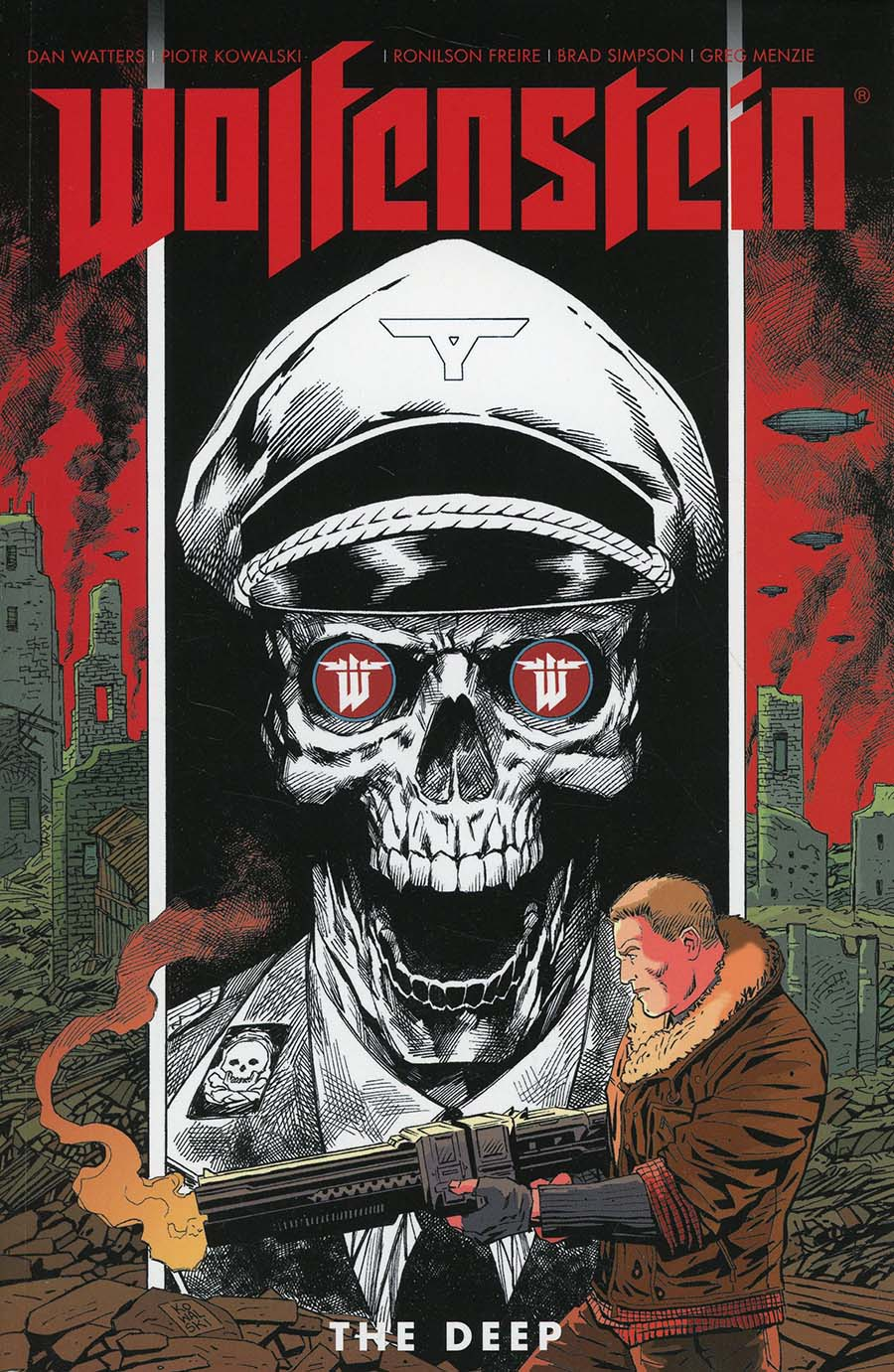 Wolfenstein The Deep TP