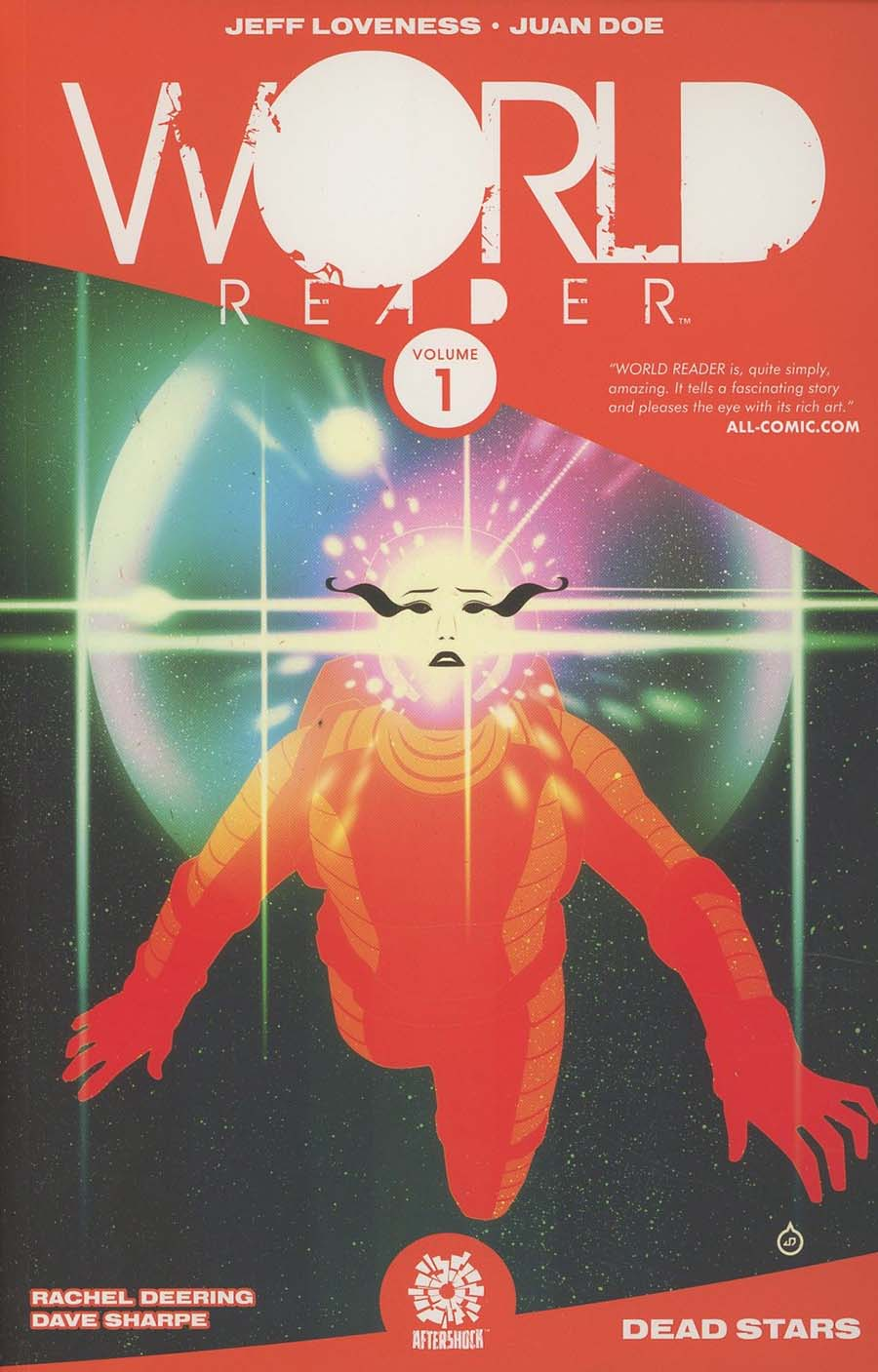 World Reader Vol 1 Dead Stars TP
