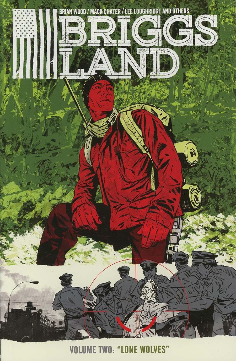 Briggs Land Vol 2 Lone Wolves TP