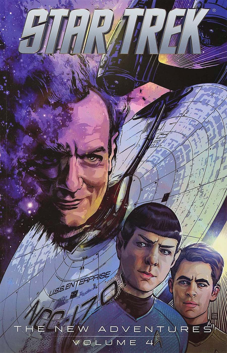 Star Trek New Adventures Vol 4 TP