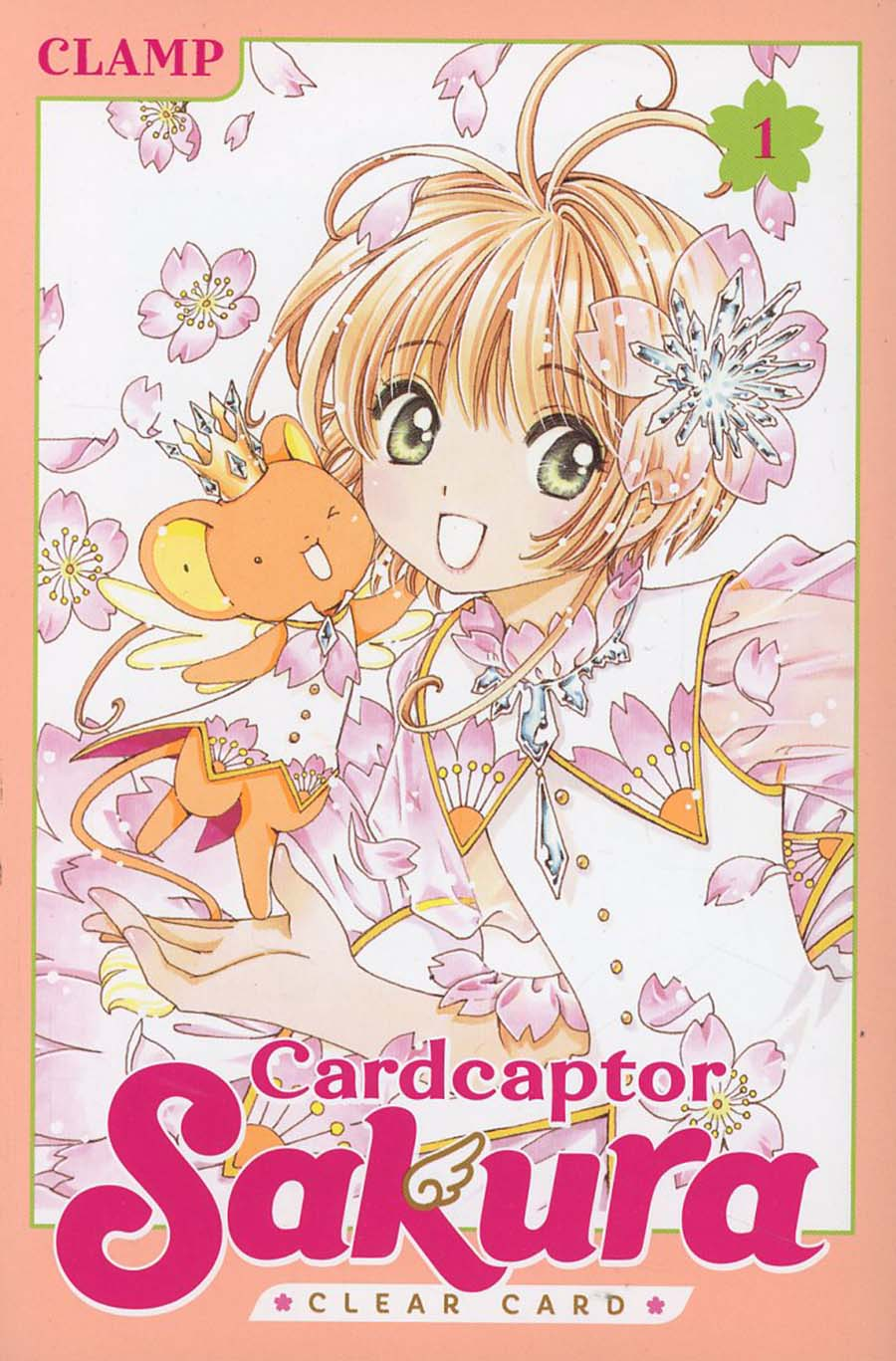 Cardcaptor Sakura Clear Card Vol 1 GN