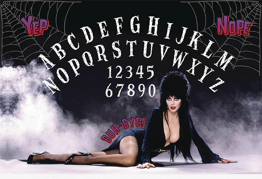 Elvira Mistress Of The Dark Spectral Switchboard Regular Edition