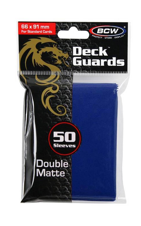 Deck Guard - Matte Blue