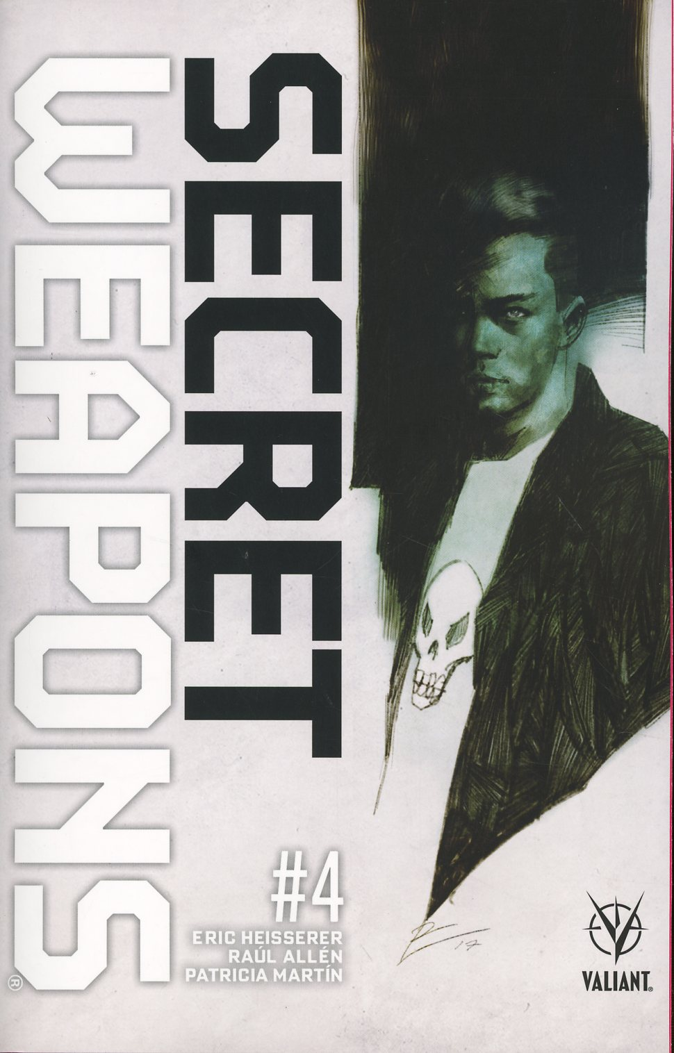 Secret Weapons Vol 2 #4 Cover C Incentive Roberto De La Torre Variant Cover