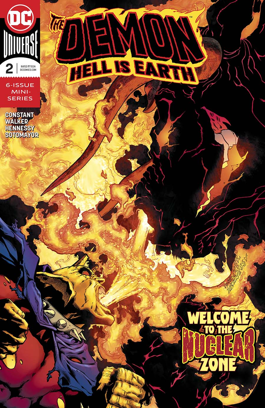 Demon Hell Is Earth #2