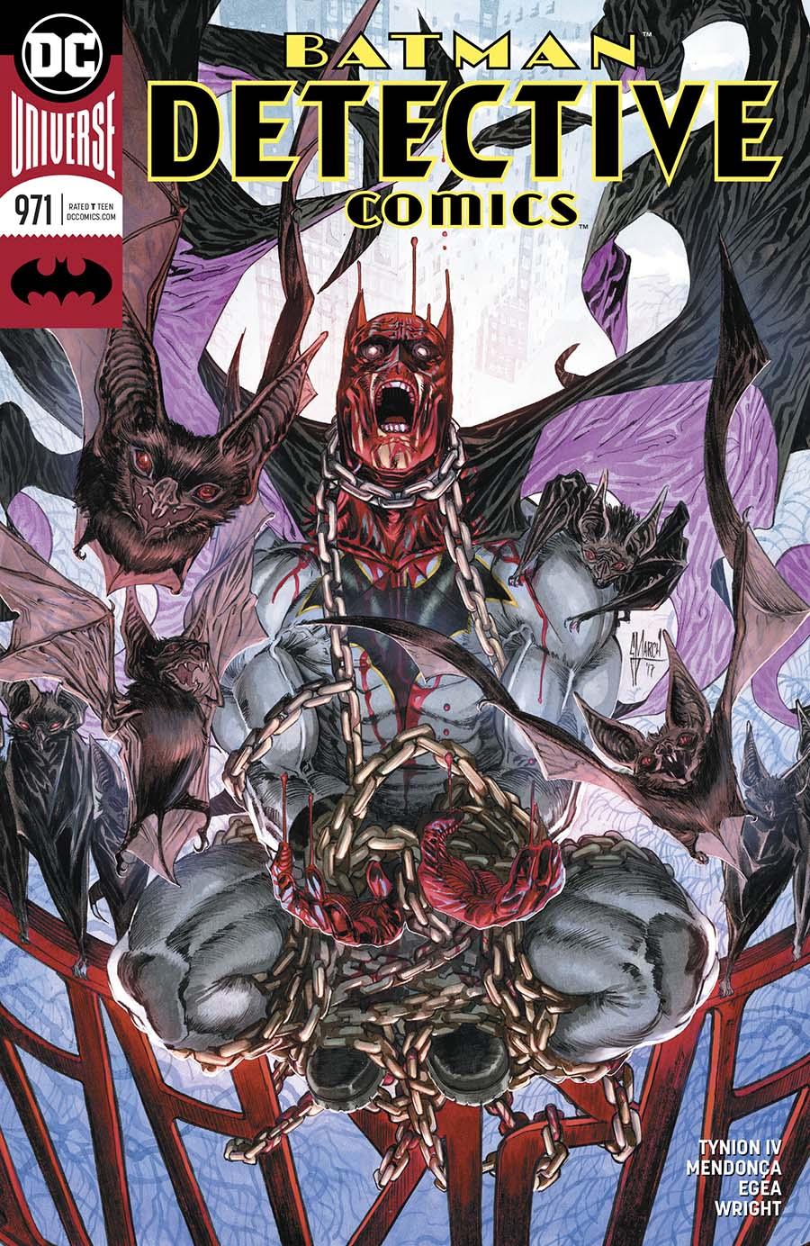 Detective Comics Vol 2 #971 Cover A Regular Guillem March Cover