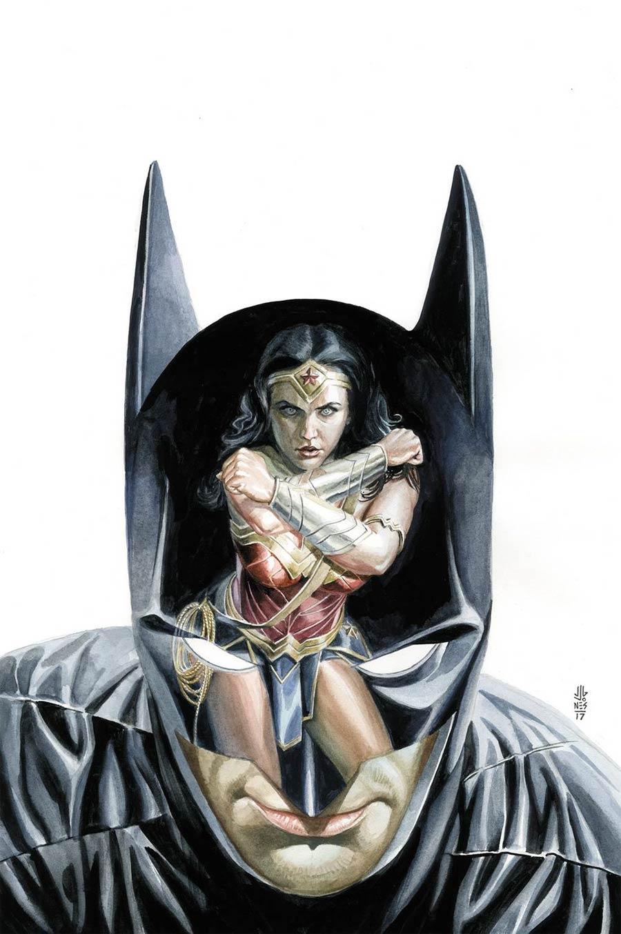 Justice League Vol 3 #35 Cover B Variant JG Jones Cover