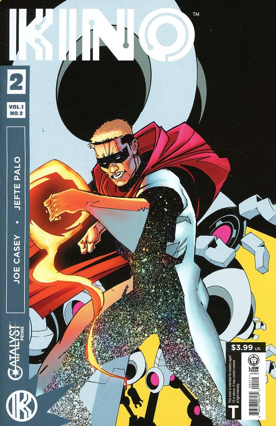 Catalyst Prime Kino #2 Cover A Regular Jefte Palo Cover
