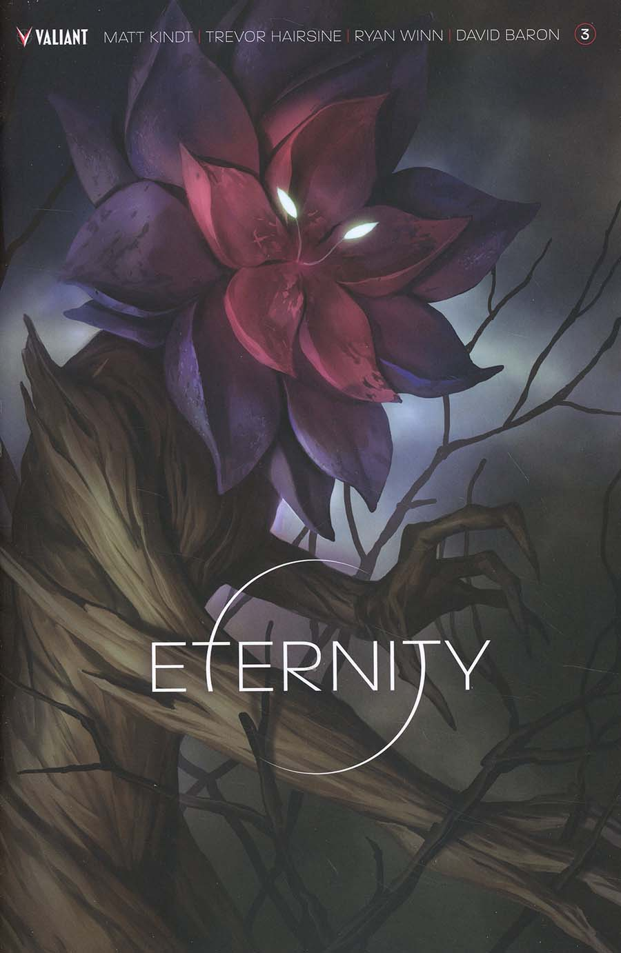 Eternity #3 Cover A Regular Jelena Kevic-Djurdjevic Cover