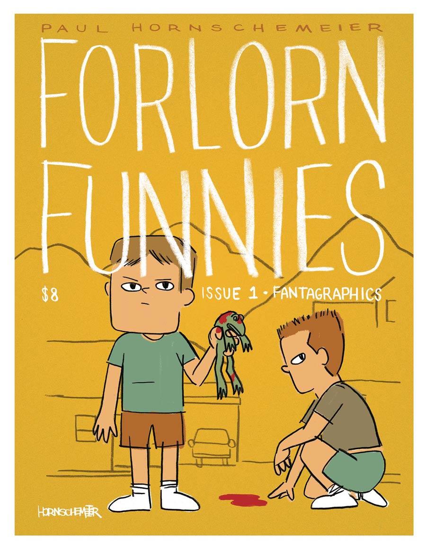 Forlorn Funnies Vol 2 #1