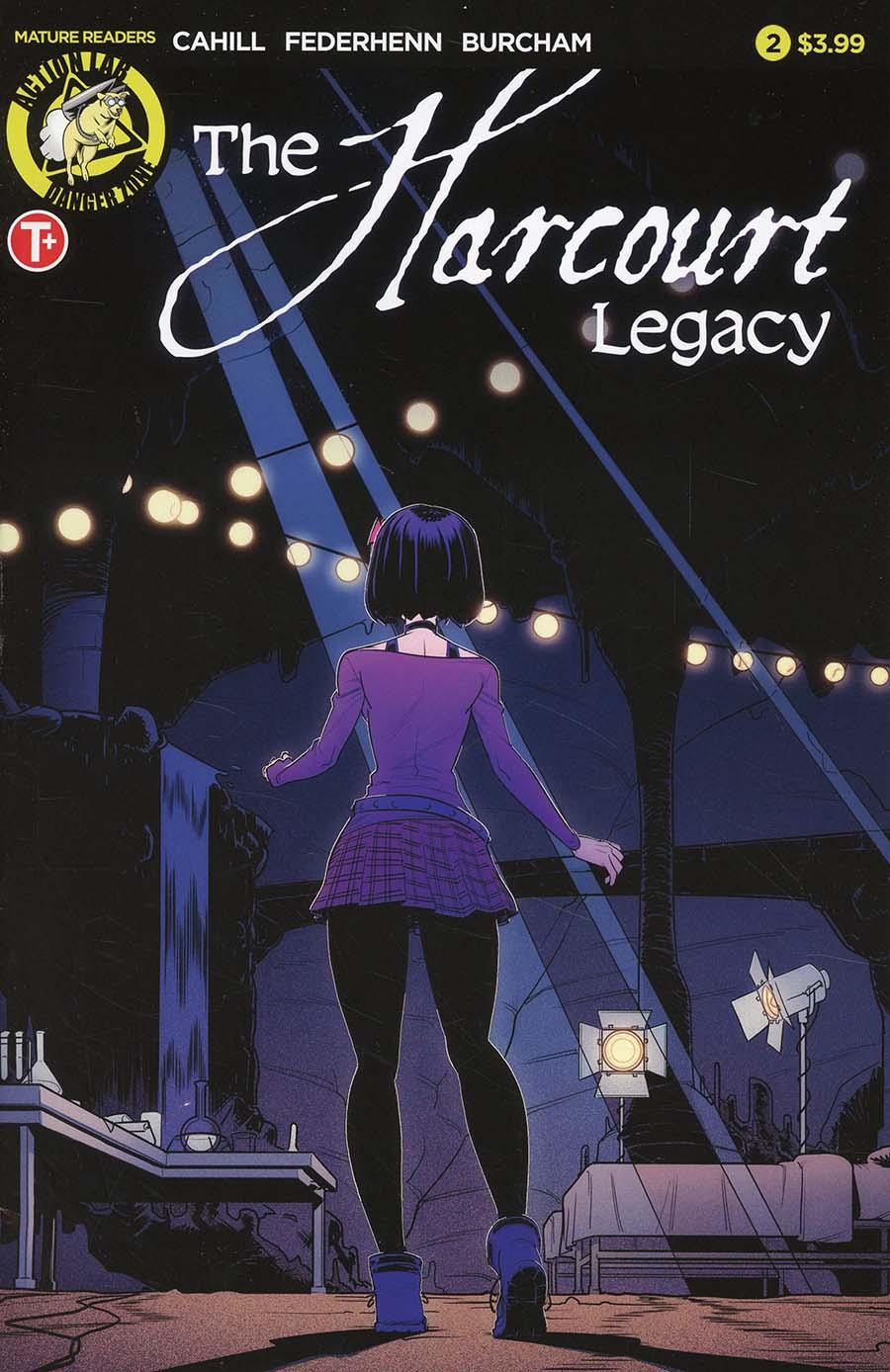 Harcourt Legacy #2 Cover A Regular Jason Federhenn Cover