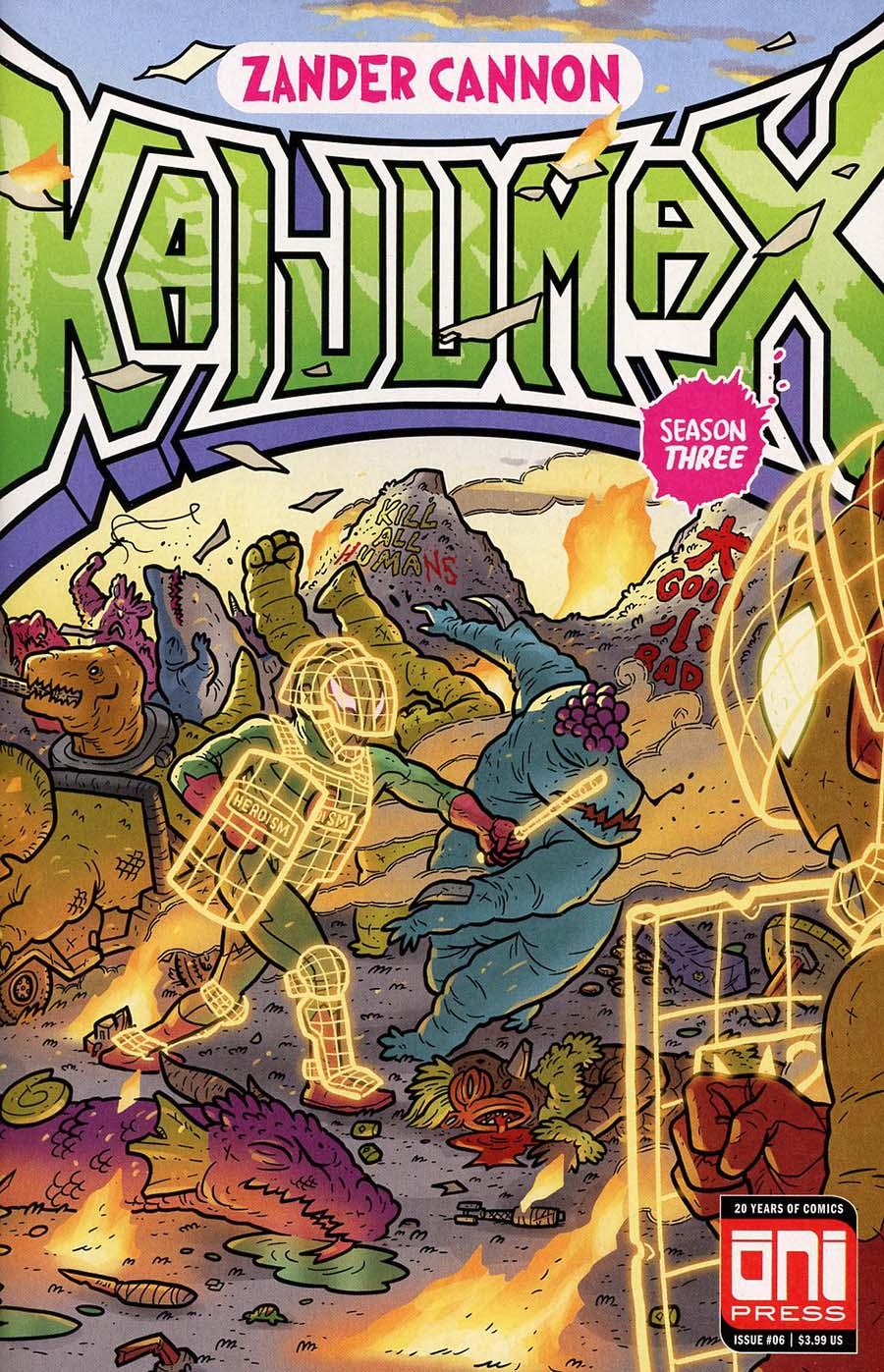 Kaijumax Season 3 #6