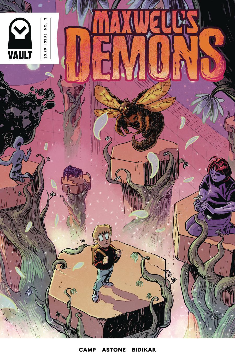 Maxwells Demons #3