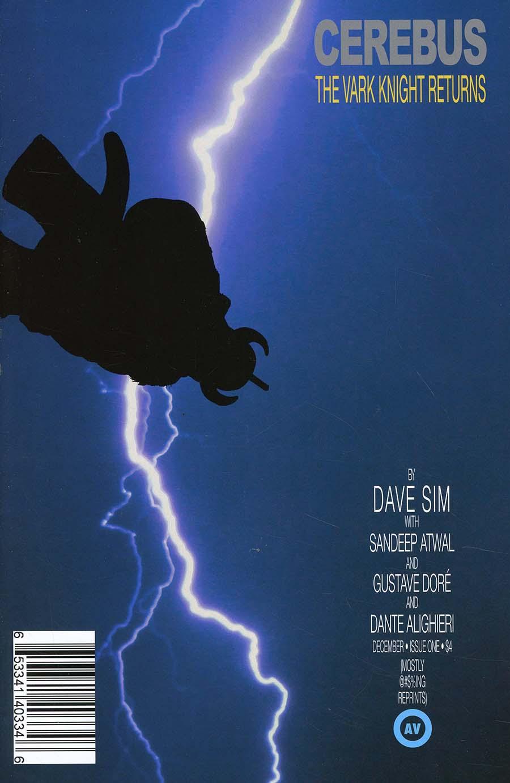 Vark Knight Returns #1