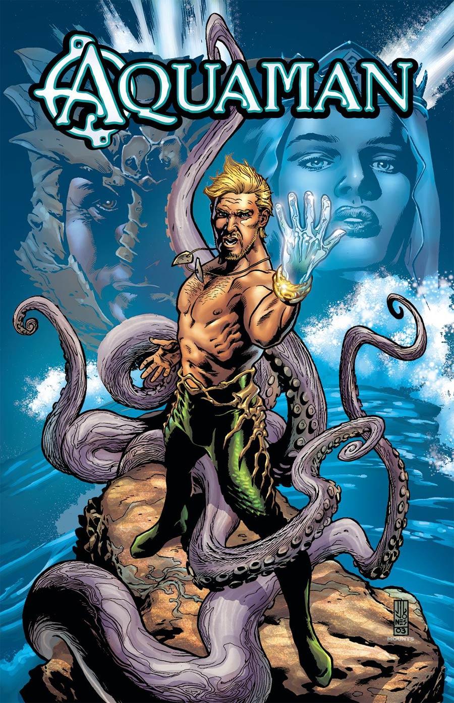 Aquaman The Waterbearer TP New Edition