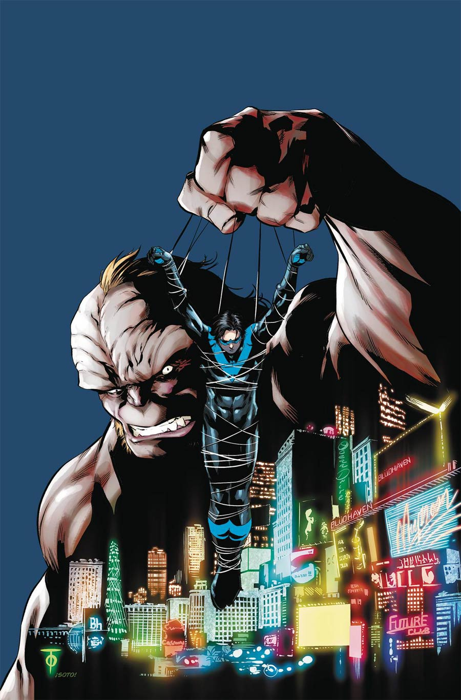 Nightwing (Rebirth) Vol 4 Blockbuster TP