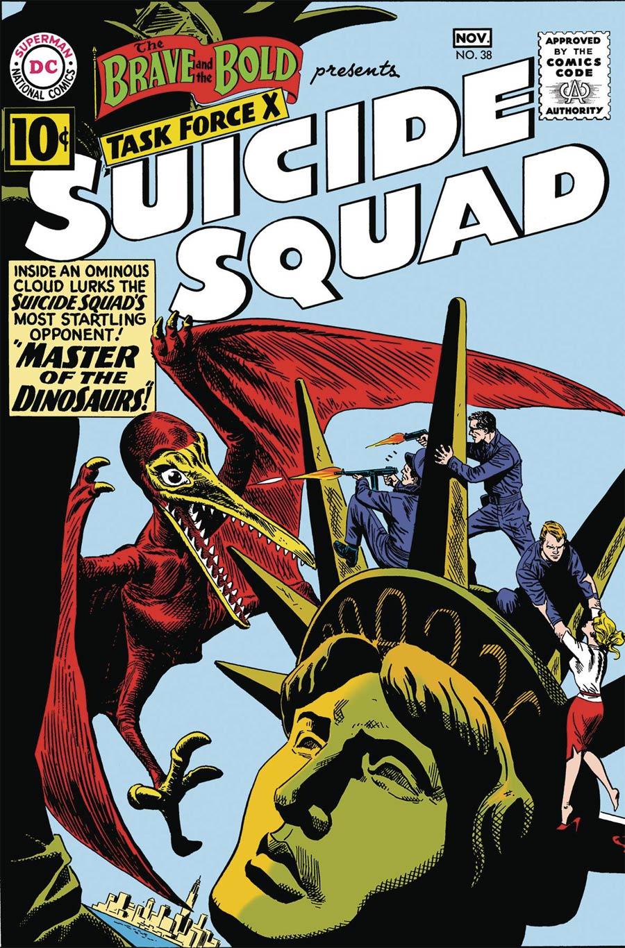 Suicide Squad The Silver Age TP