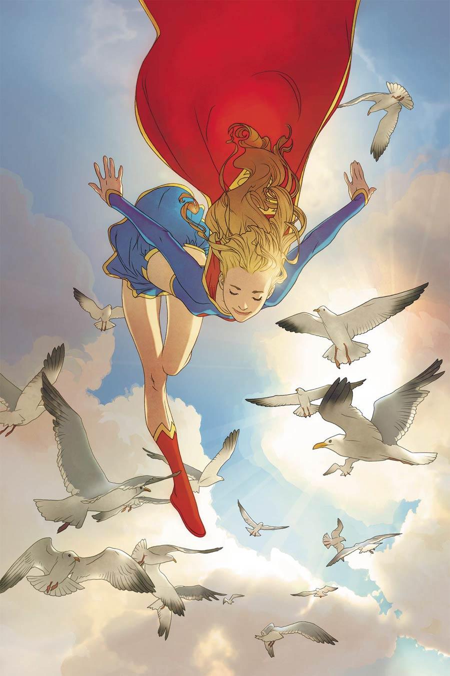 Supergirl Vol 4 Daughter Of New Krypton TP