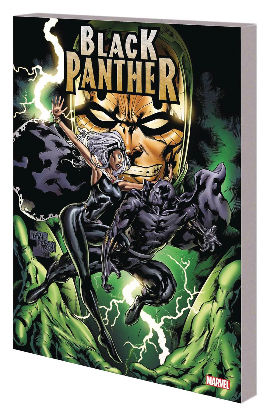Black Panther By Reginald Hudlin Complete Collection Vol 2 TP