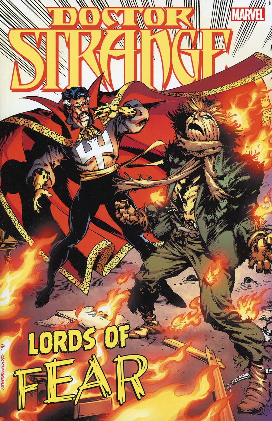 Doctor Strange Lords Of Fear TP