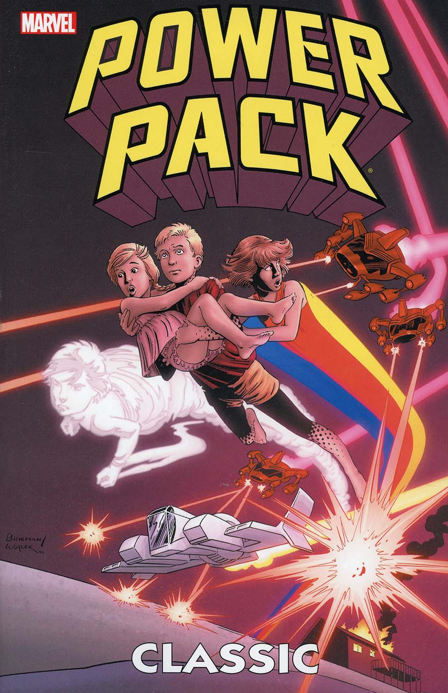 Power Pack Classic Vol 1 TP New Printing