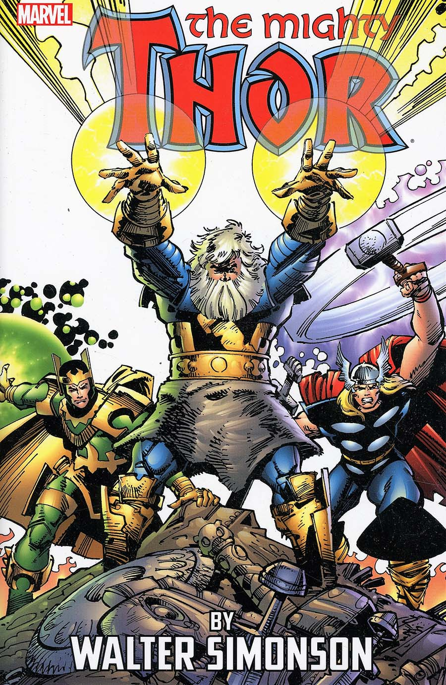 Thor By Walter Simonson Vol 2 TP New Printing