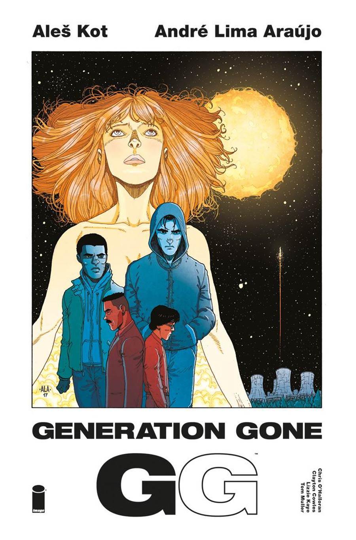 Generation Gone Vol 1 TP