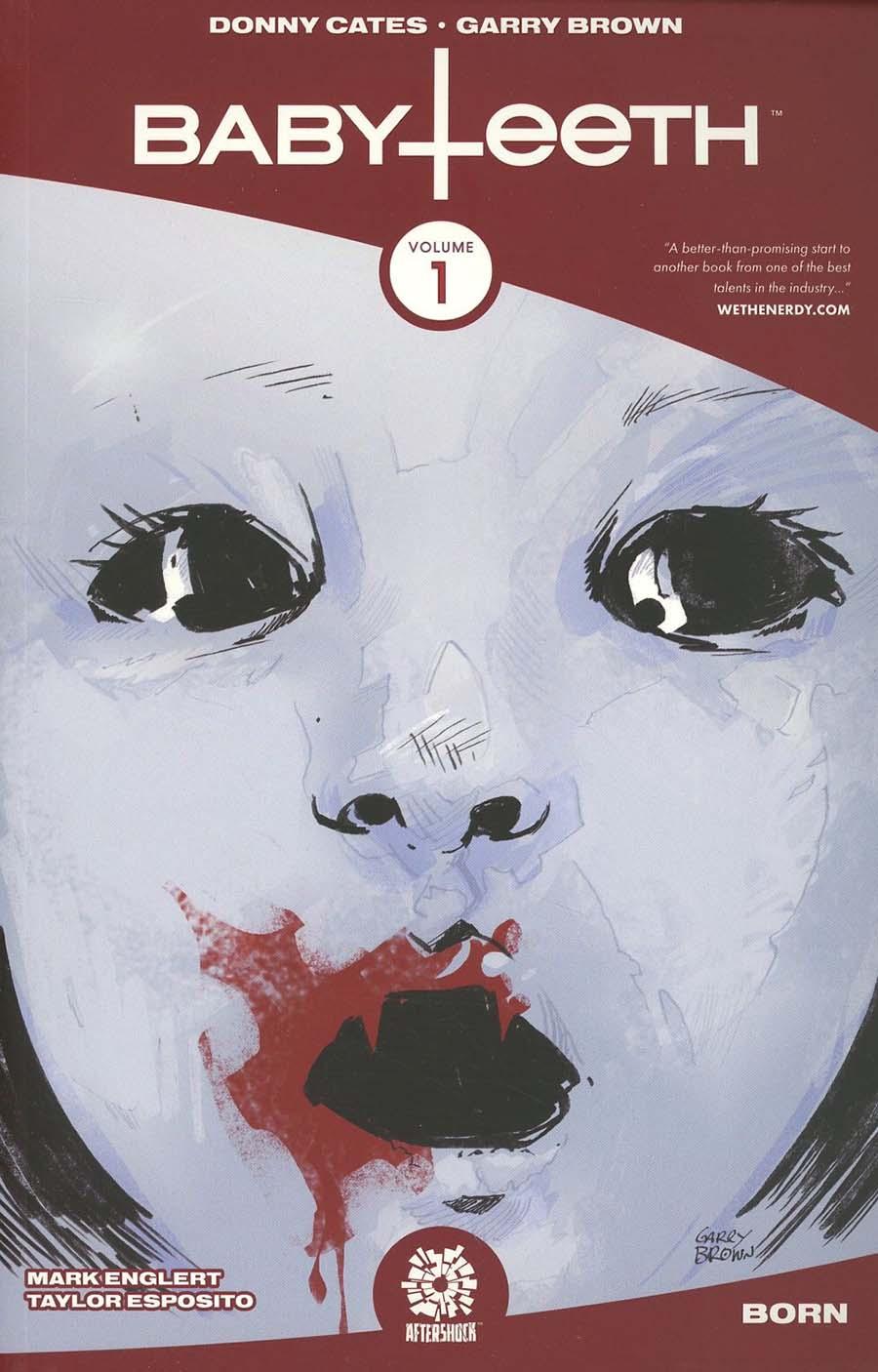 Babyteeth Vol 1 Born TP