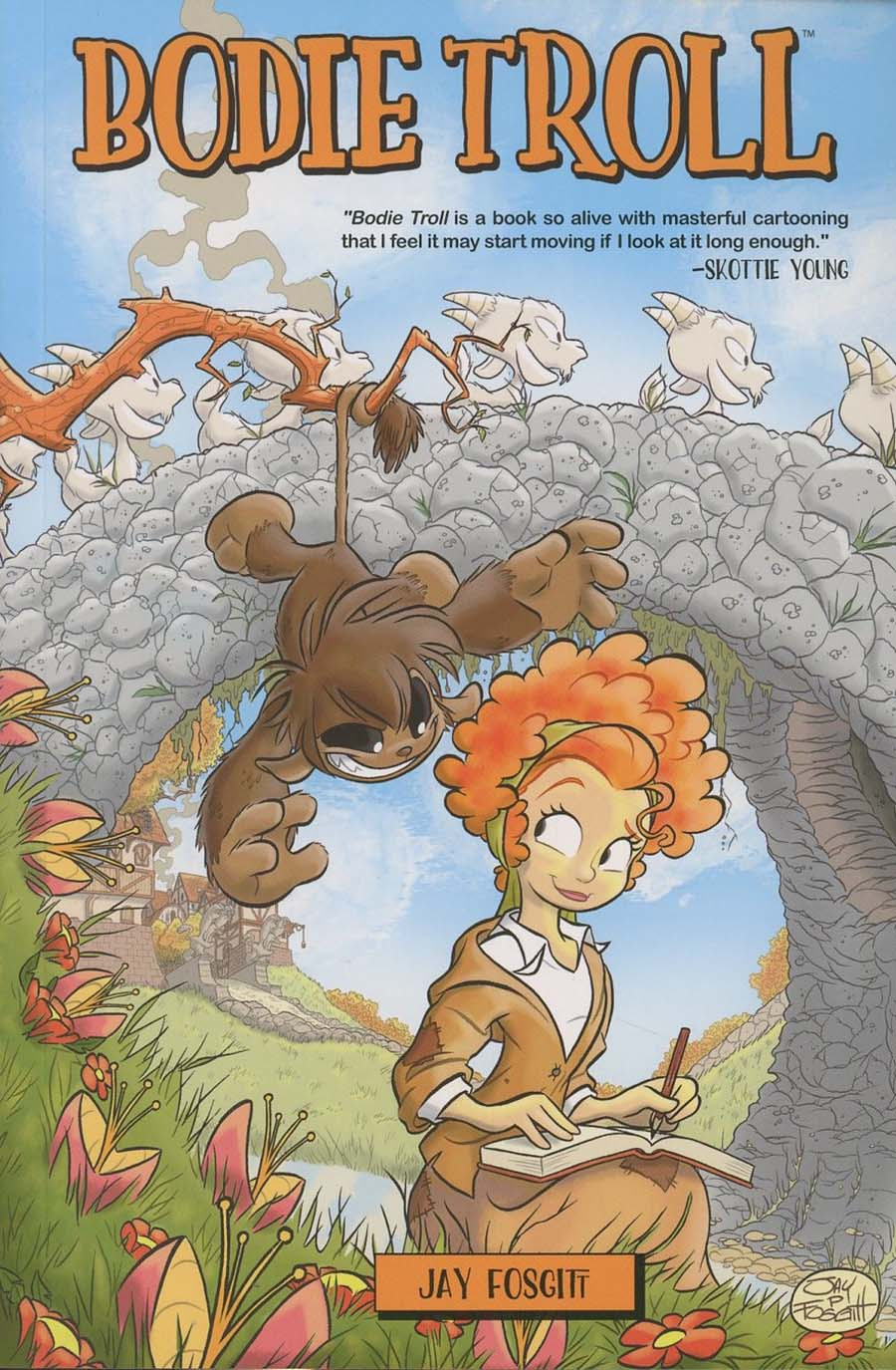Bodie Troll Original Graphic Novel TP