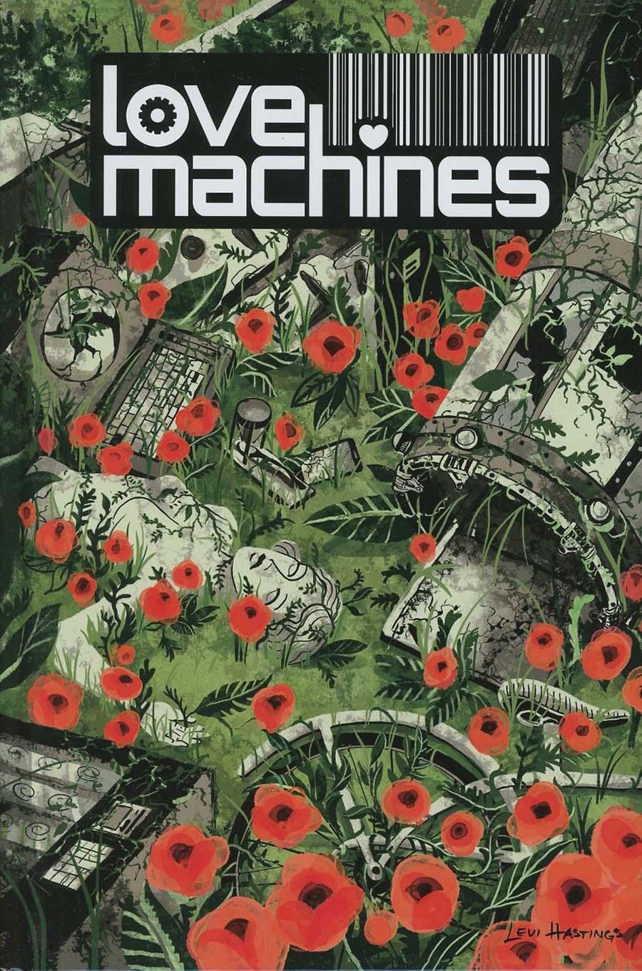 Love Machines Vol 1 HC