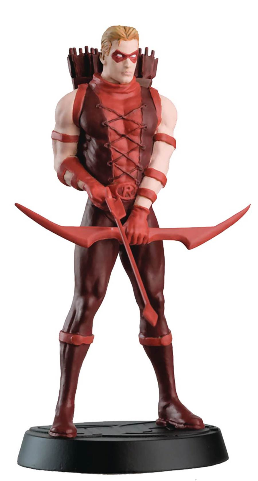 DC Superhero Best Of Figurine Collection Magazine #47 Red Arrow