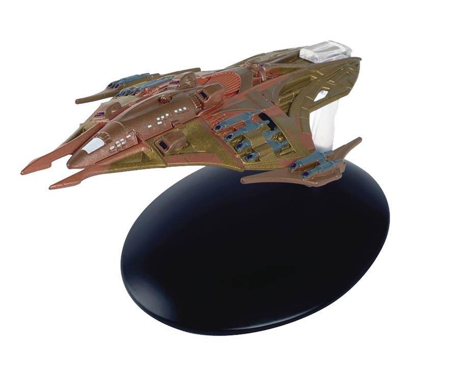 Star Trek Starships Figure Collection Magazine #113 Lokirrim Fighter