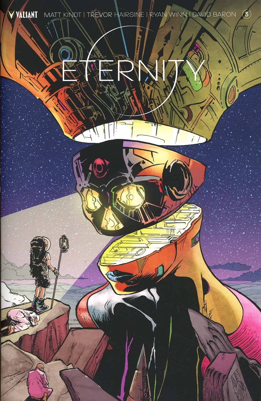 Eternity #3 Cover E Incentive Adam Pollina Variant Cover
