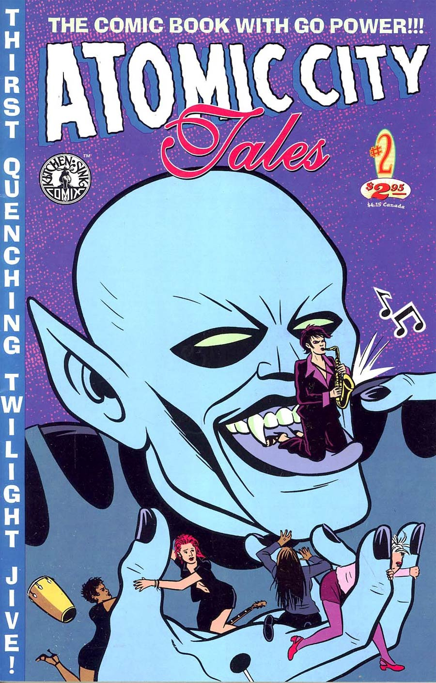 Atomic City Tales Vol 2 #2
