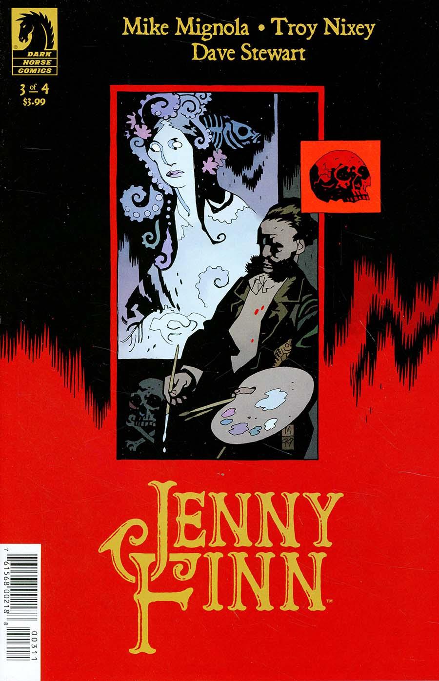 Jenny Finn Vol 3 #3
