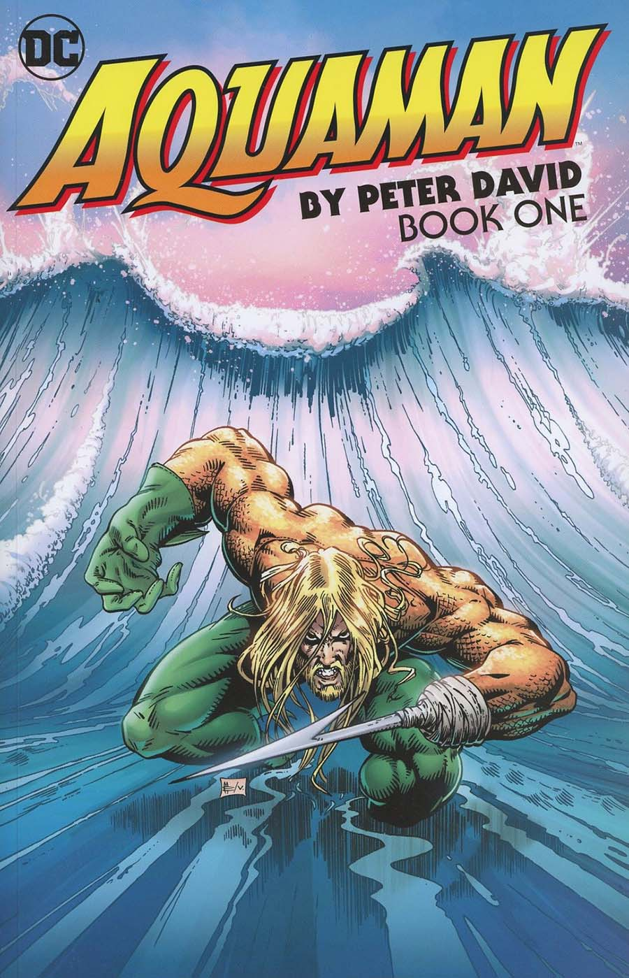 Aquaman By Peter David Book 1 TP