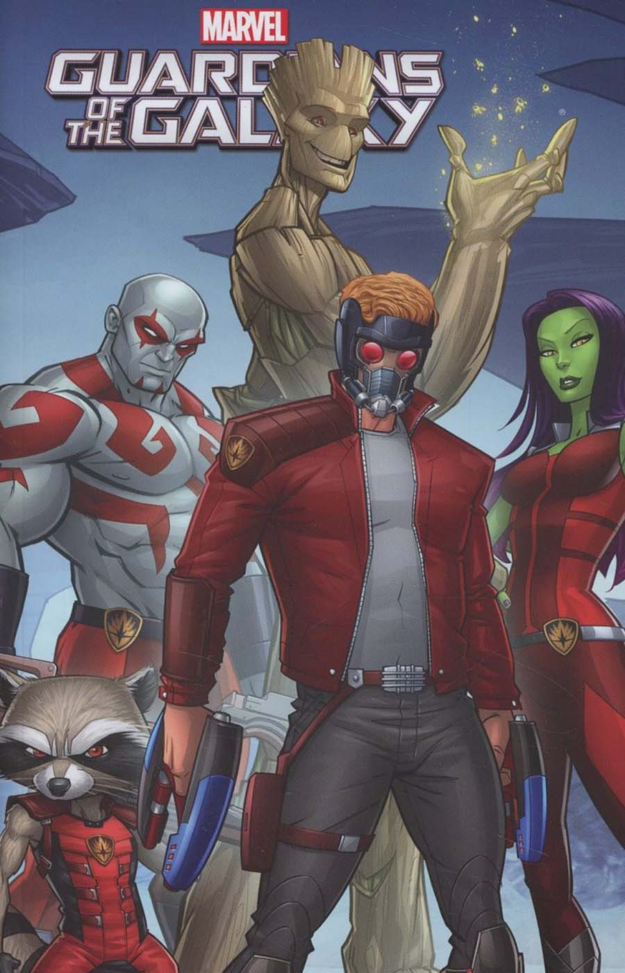 Marvel Universe Guardians Of The Galaxy Vol 6 TP Digest