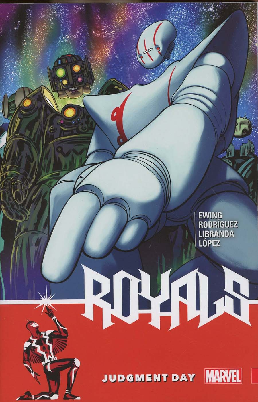 Royals Vol 2 Judgment Day TP