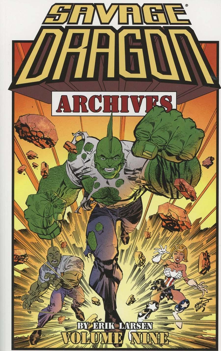 Savage Dragon Archives Vol 9 TP