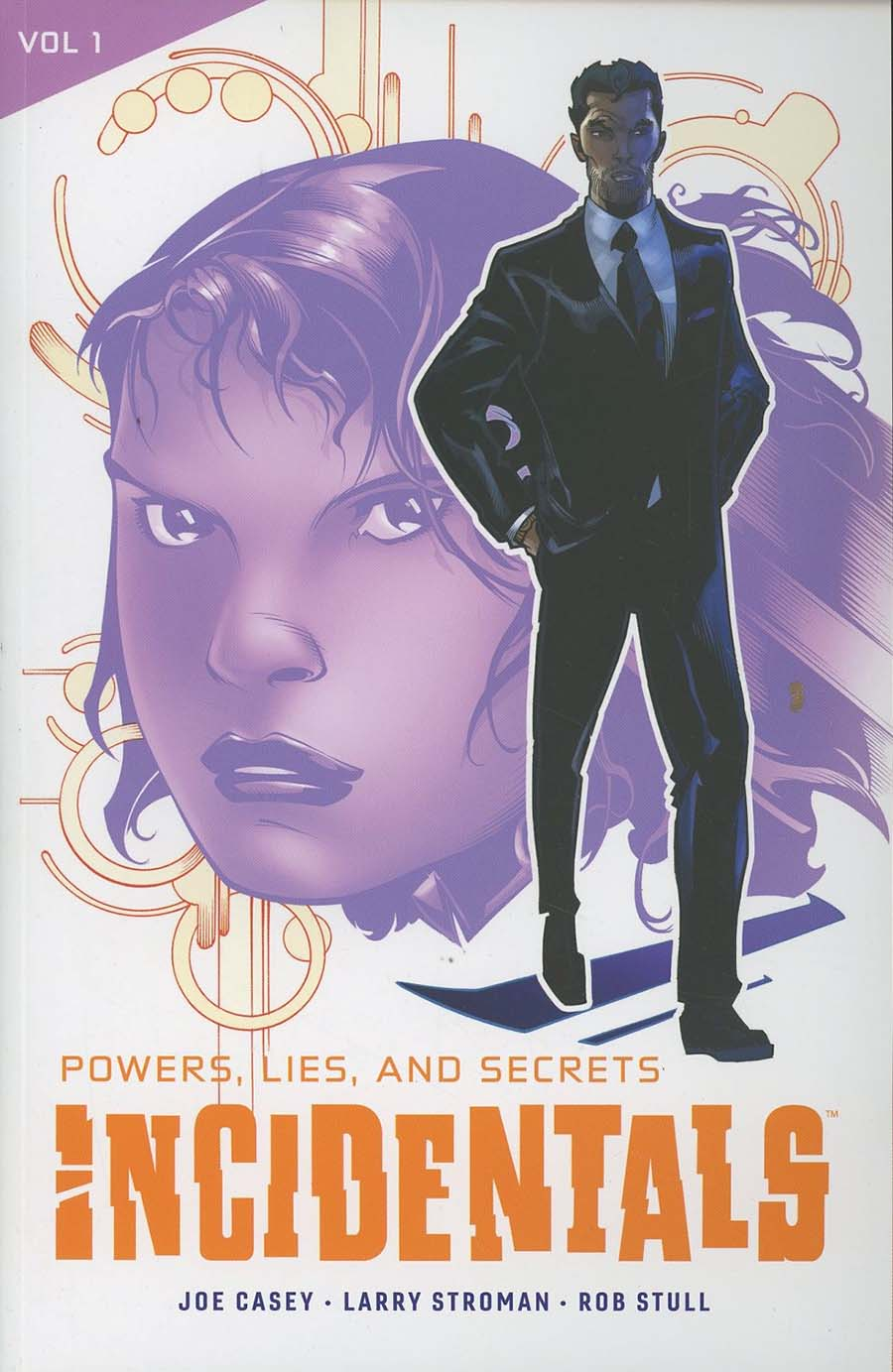 Catalyst Prime Incidentals Vol 1 Powers Lies And Secrets TP