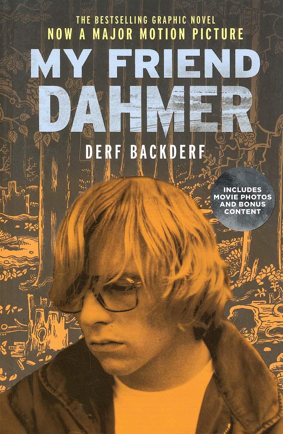 My Friend Dahmer GN Movie Tie-In Edition