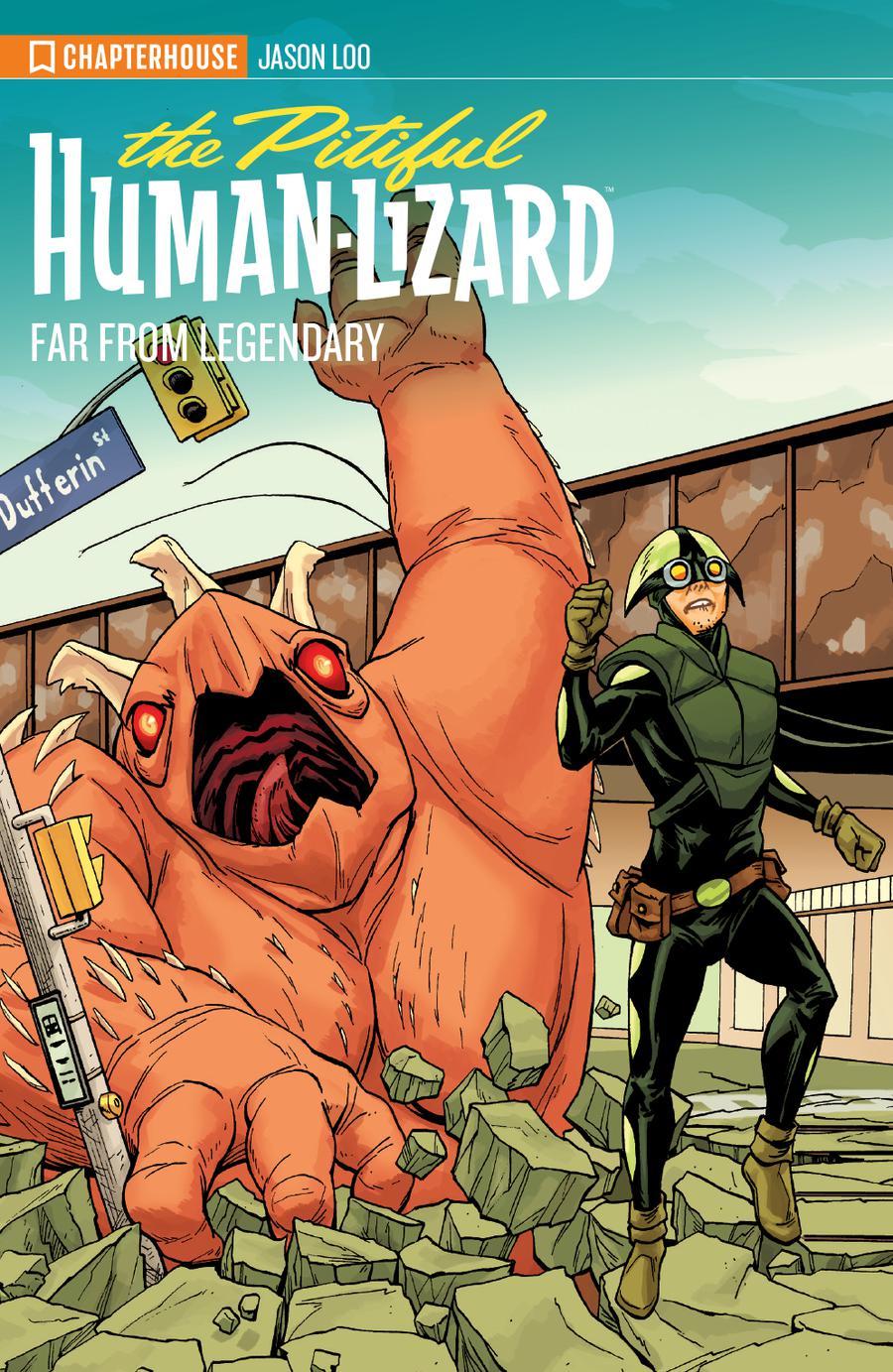Pitiful Human-Lizard Vol 1 Far From Legendary TP New Printing