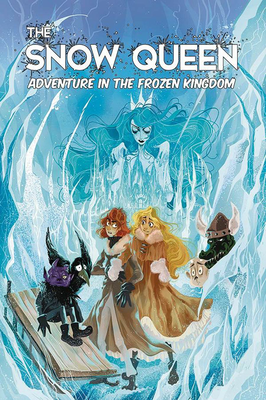 Snow Queen Adventure In The Frozen Kingdom GN