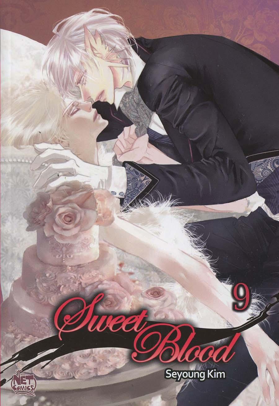Sweet Blood Vol 9 GN
